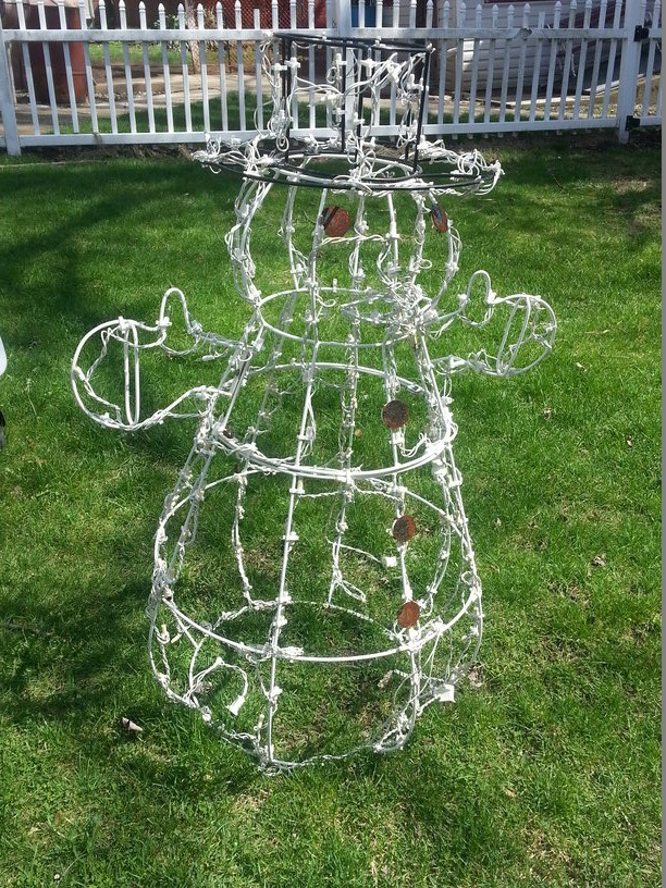 Surprise New Addition For 2015 Leechburg Lights