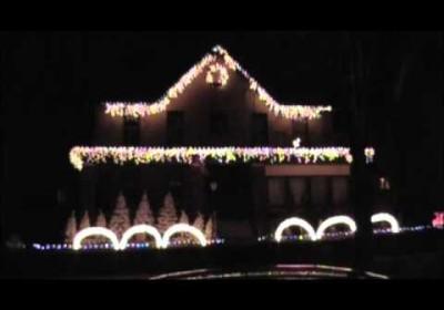 2010 Christmas celebration