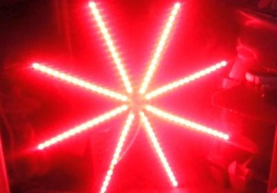 Pixel Spinner/Star Test